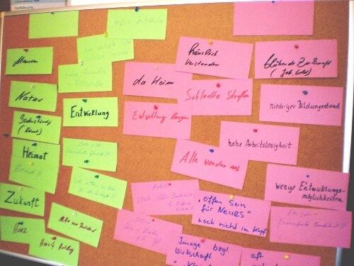 Schulung 1 - Ideensammlung