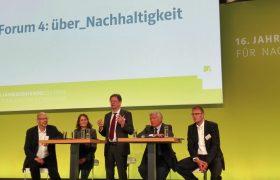 INEBB auf der Jahreskonferenz des Rates für Nachhaltige Entwicklung