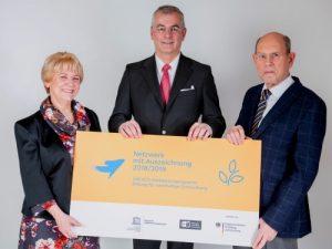 Bundesministerium für Bildung und Forschung und Deutsche UNESCO-Kommission zeichnen INEBB als Vorbild für Nachhaltigkeit aus